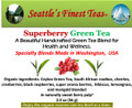 Superberry Green Tea