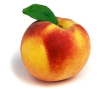 Organic Peach
