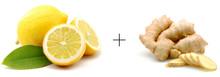 Organic Ginger & Lemon