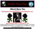 Black Rose Tea