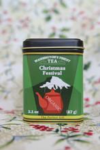 Christmas Festival Tea