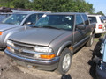 2002 CHEVY S-10 PICKUP 01601