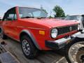1985 Volkswagen Cabriolet 02612