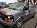 2003 Chevy 2500 Express Van 02695