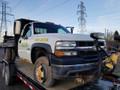 2002 Chevy 3500 Dump 02805