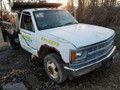 1994 Chevy 3500 Dump 02807