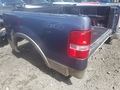 2004-2008 Ford F150 Crew-cab blue