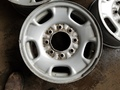"2011 Chevy GMC Steel 17"" wheel"