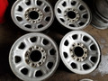 "2011 Chevy GMC 18"" Steel Wheels set of 4"