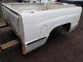 1994-2001 Dodge Ram Short White