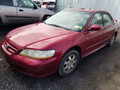 2002 Honda Accord 03020