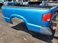 1994-2004 Chevy S-10 blue Truck Box