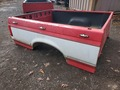 1988-1997 Ford Short bed Red