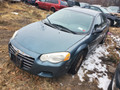 2006 Chrysler Sebring 03416