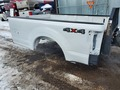 2017-2021 Ford F250 long bed white