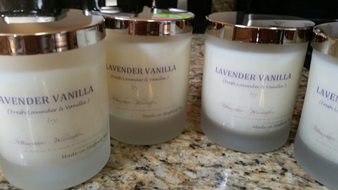 Enjoy this refreshing blend of lavender with a touch of vanilla musk.