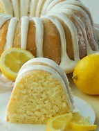 A combination of fresh yellow pound cake with a sweet lemon glaze and a hint of warm vanilla.