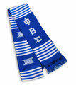 Sigma Kente Stole - Blue