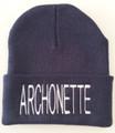Archonette Beanie - Cuffed