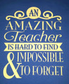 Amazing Teacher T-Shirt (2X - 4X)