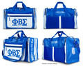 Sigma Greek Duffle Bag - Royal