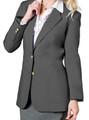 Women's Single Breasted Blazer - UltraLux Colors