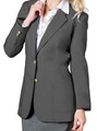 Women's Single Breasted Blazer - UltraLux Colors (2X)