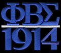 "Sigma Royal 3D Chapter Style Emblem - 5"""