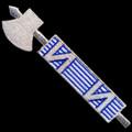 "Sigma Axe Emblem - 5""T"