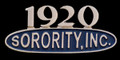 Zeta Sorority Inc.Lapel Pin