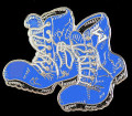 Sigma Boots Lapel Pin