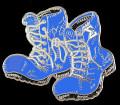 Sigma Boots Lapel Pin