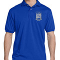 Sigma Royal Shield Polo (3X)