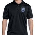 Sigma Black Shield Polo (6X)