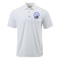 Alpha Phi Sigma MW Chapter Polo - White (2X - 4X)