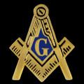 Masonic Logo Lapel Pin