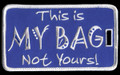 Zeta Luggage Tag - My Bag Not Yours