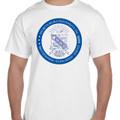 Sigma Seal White T-Shirt (5X - 6X)