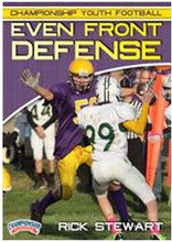 Install the 6-2 Defense for youth football including on field video of tackling drills