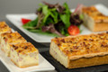 "Opera 22"" Rectangle Quiche Lorraine"