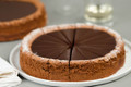 "Opera Patisserie 10"" Round- Flourless Chocolate Cake"