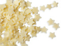 Dobla Sprinkle Stars White - 91415