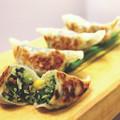 Kale & Vegetable Dumpling