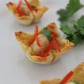 Thai Scallop Tart