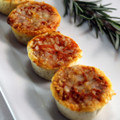 Mini Pizza Quiche Assortment