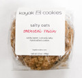 Kayak Cookies Oatmeal Raisin Salty Oats Single Pack