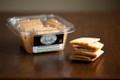 White Lion Grass-Fed Cheddar & Sea Salt Nut Crackers, 5oz