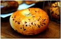 Davidovich - Large Garlic Bagels