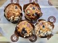 Davidovich Blueberry Muffins 5oz - DM11702