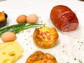C'est Gourmet Ham & Cheese Breakfast Souffle, RTB
